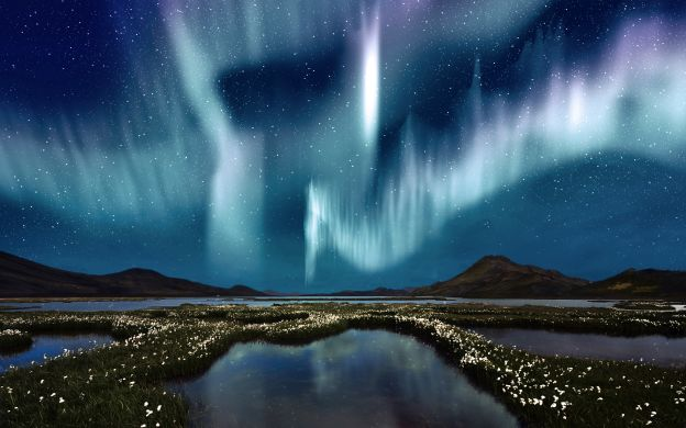 Videy Island and Northern Lights Tour – From Reykjavik