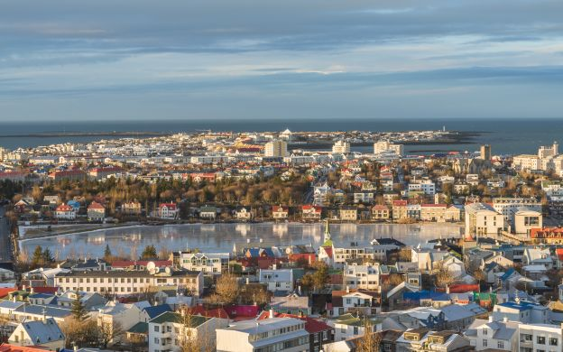 Reykjavik Sightseeing by Minibus and Golden Circle Express Tour