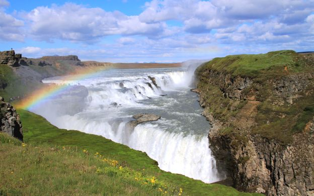 Golden Circle,Gullfoss Canyon & Rafting Adventure, Iceland