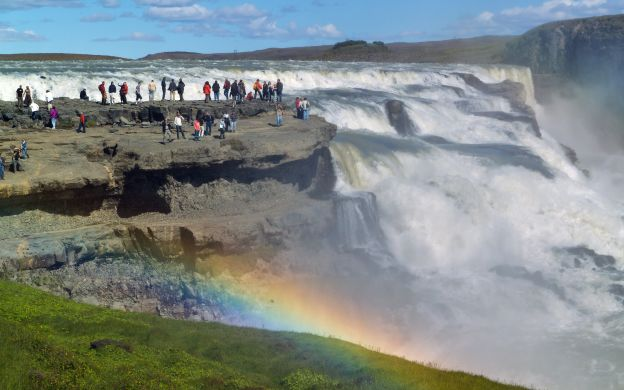 The Golden Circle & Lava Tube Tour - From Reykjavik