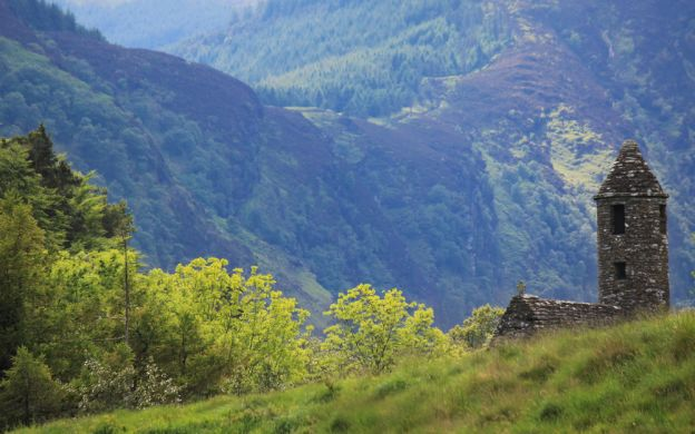 Wicklow, Avoca and Glendalough Tour From Dublin