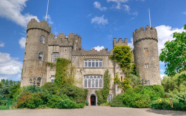 Dublin Bay and Malahide Castle Tour