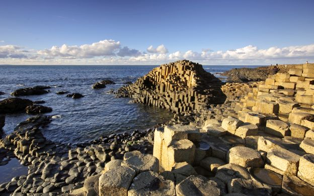 Giant's Causeway and Glens of Antrim from Dublin: By Train and Coach