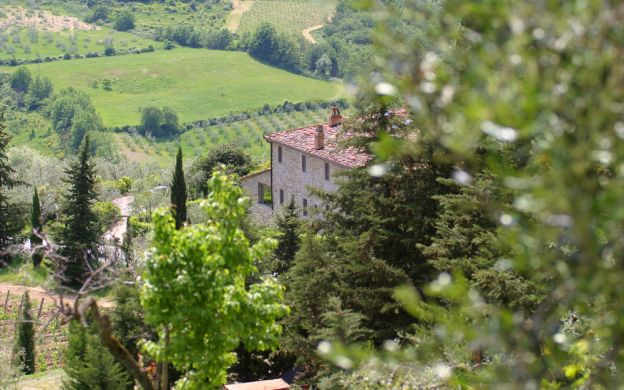 Chianti and Tuscany Hill Towns - Private Tour
