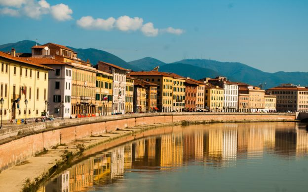 Pisa at Leisure – Shuttle Service from Florence