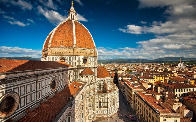 Florence Sightseeing Tour with Galleria dell' Accademia - Skip the Line!