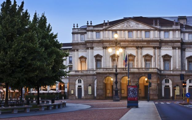 Milan La Scala Opera and Museum Tour
