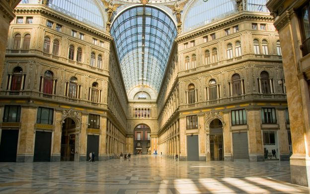 Naples City Sightseeing and Pompeii Tour - From Naples
