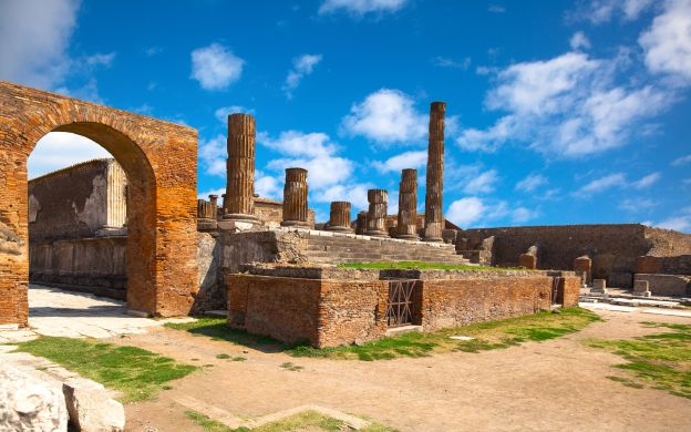 Pompeii and Vesuvius National Park Tour with Guide and Transfers - from Naples