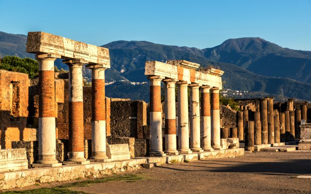 The Best of Pompeii Tour - From Pompeii