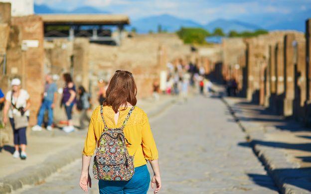 Skip-the-Line Pompeii Entrance Ticket