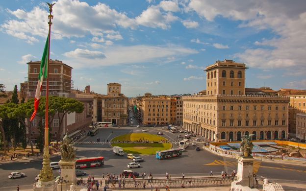 Ancient Rome City Tour with Priority Entry to Colosseum
