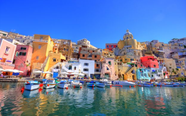 Capri and Naples – Tour from Rome