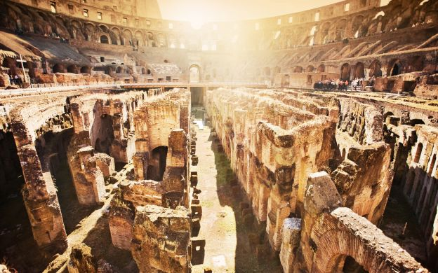 Borghese Gallery and Gardens, Colosseum and Roman Forum Tour: Skip-the-Line!