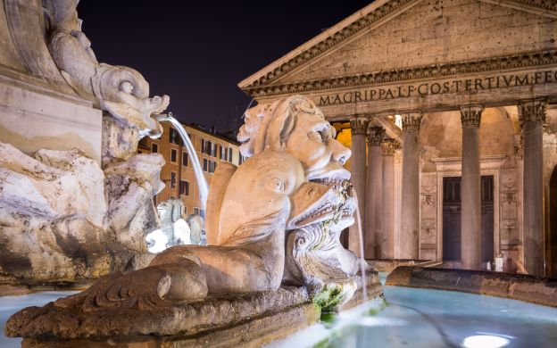 Rome After Sunset: Mysteries, Myths and Legends Walking Tour