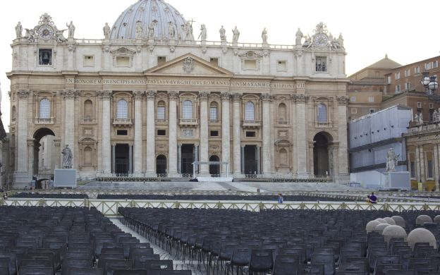 Papal Audience and Presentation at the Vatican