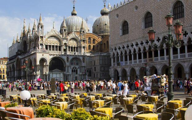 Skip-the-Line St Mark's Golden Basilica Tour