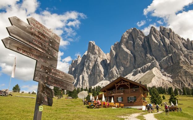The Dolomites - Small Group Tour from Venice