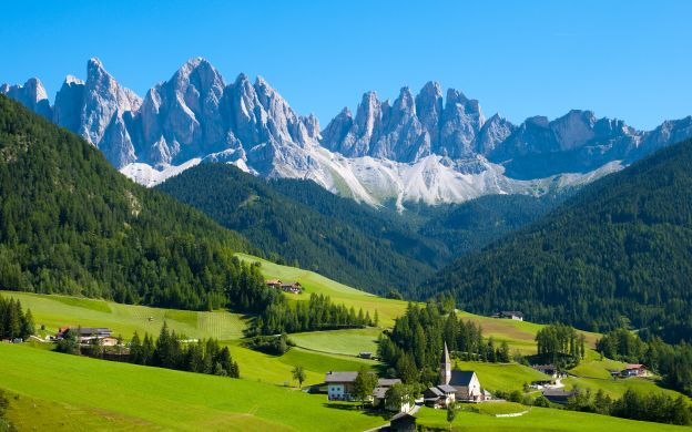 The Dolomites - Private Tour with Return Transfers from Venice