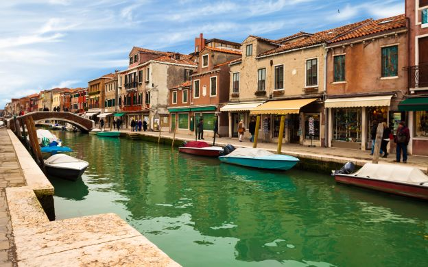 Murano and Burano Private Tour with Return Transfers from Venice