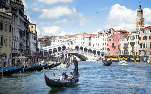 Private Grand Canal Cruise, Venice