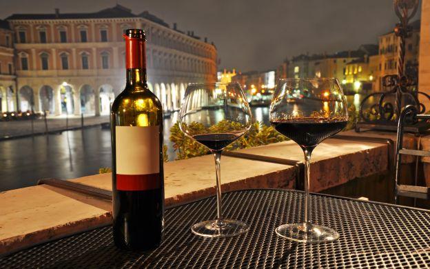 Wine Tasting and Dinner in Venice