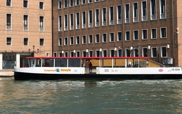 City Sightseeing Venice: Hop-On, Hop-Off Cruise & Leonardo Da Vinci Museum Skip-the-Line Ticket