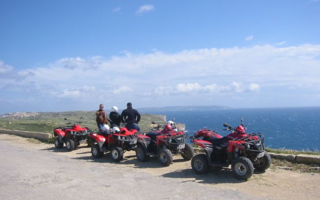 Gozo Quad Bike Half-Day Tour