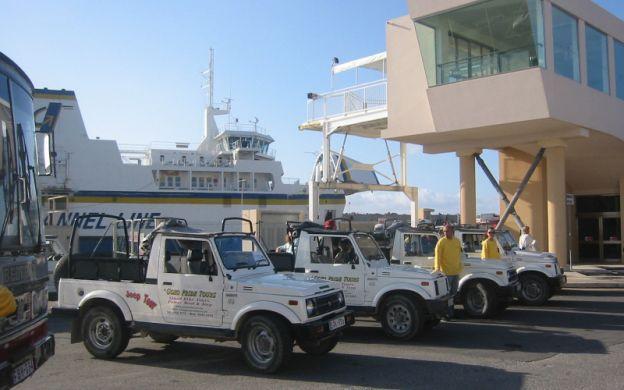 Gozo Jeep Tour