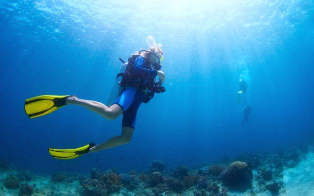 Discover Scuba Diving in Malta