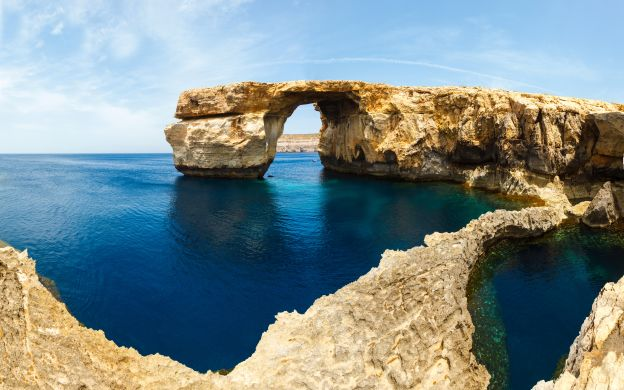 The Blue Grotto and Fishing Villages of Malta