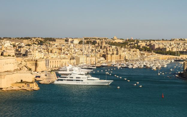 The Three Cities of Malta: Cospicua, Vittoriosa and Senglea