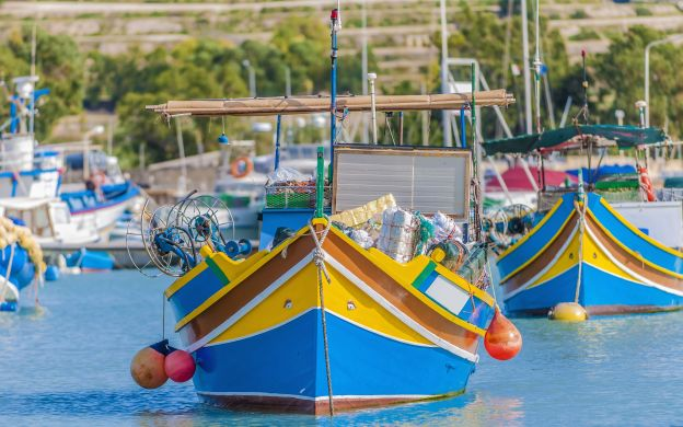 Cruise to Gozo and the Blue Lagoon