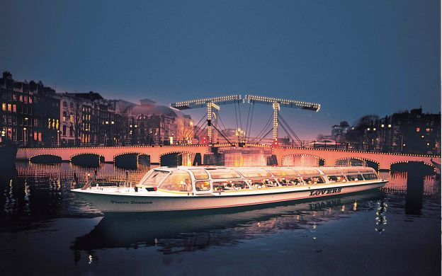 Amsterdam Canal Cruise and Dinner