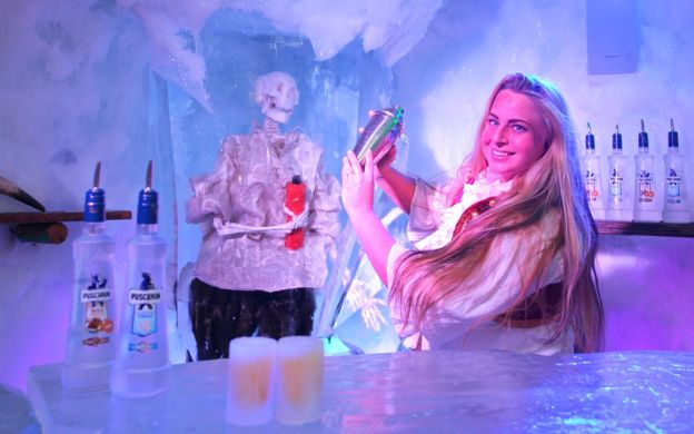 Amsterdam Canal Cruise and X Cold Icebar Experience