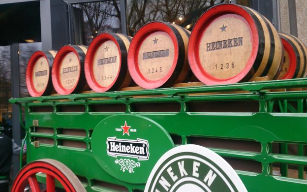 Amsterdam Canal Cruise & Heineken Brewery Tour