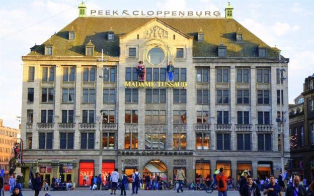Skip-the-Line: Madame Tussauds Amsterdam Ticket