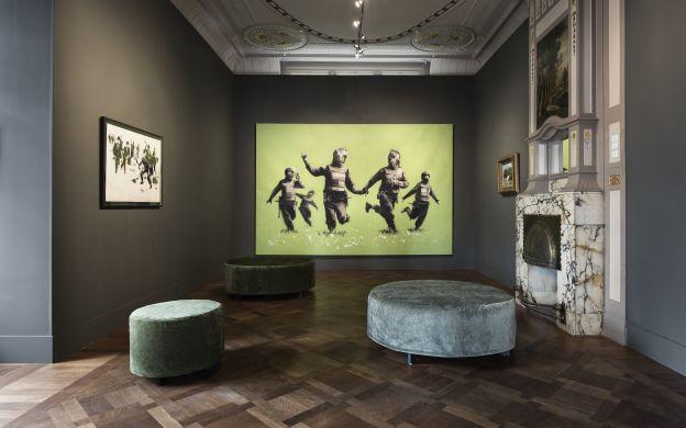 Moco Museum & Banksy Exhibition skip-the-line tickets