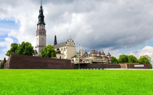 Black Madonna Painting in Czestochowa  - Tour from Krakow