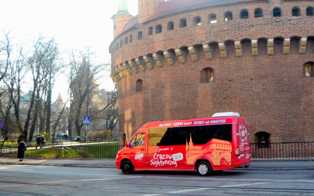 Krakow City Sightseeing Tour