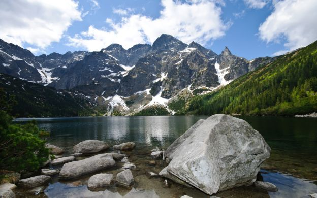 Zakopane and Tatra National Park Tour