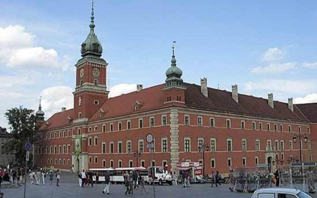 Warsaw Sightseeing Private Tour