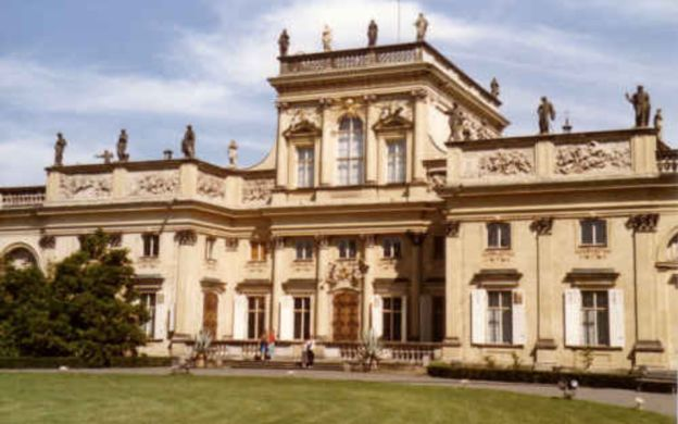 Wilanów Palace Tour, Warsaw