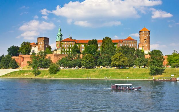 A Day in Krakow - Tour from Warsaw
