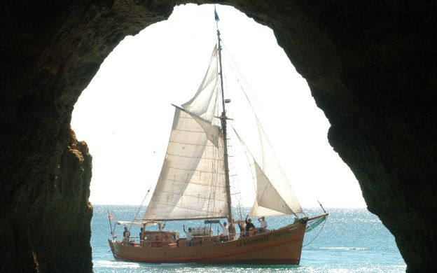 Captain Hook Cruise along the Algarve Coast