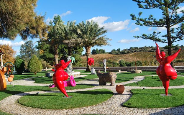 Algarve landscapes guided tour with wine tasting