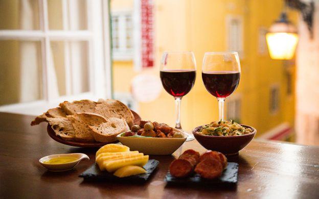 Gourmet Walking Tour – Lisbon