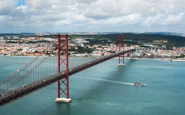 Tagus River Cruise, Lisbon