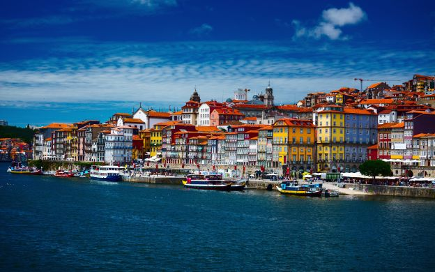 Porto City Sightseeing with Winery Visit