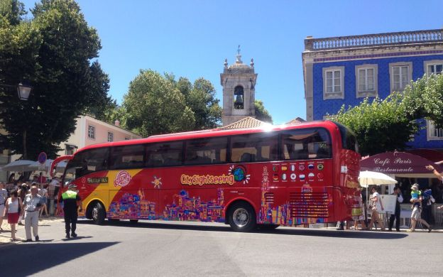 Sintra City Sightseeing Hop-On, Hop-Off Bus Tour